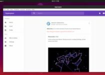 Como instalar o cliente Mastodon Hyperspace Desktop no Linux via Snap