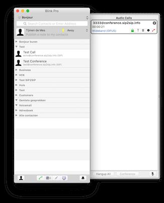 Como instalar o cliente SIP Blink no Linux via Flatpak
