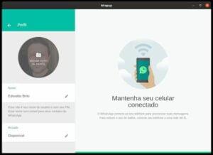 Como instalar o cliente WhatsApp Wrapup no Linux via Snap
