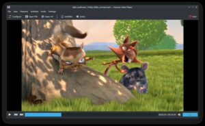 Como instalar o Haruna Video Player no Linux via Flatpak