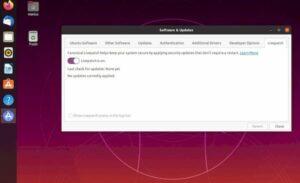 Disponível Kernel Live Patch para o Ubuntu 18.04 e 16.04 LTS