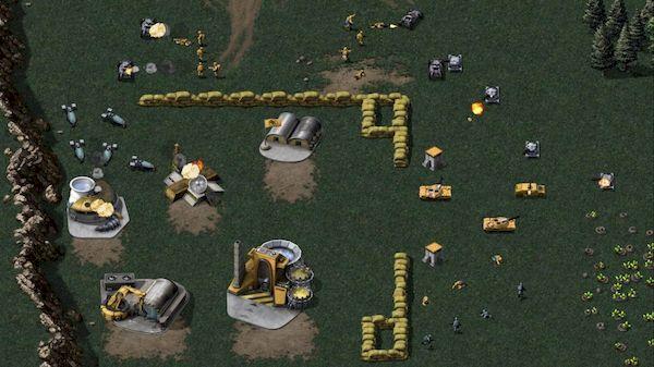 EA abriu o código-fonte do jogo Command & Conquer