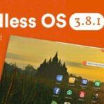 Endless OS 3.8.1 lançado com experiência otimizada para dispositivos móveis