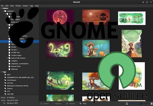 GNOME resolveu sua disputa com a Rothschild Patent Imaging