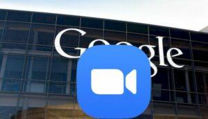 Google pensou em adquirir o Zoom porque seus funcionários evitavam o Hangouts