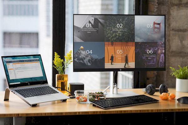 HP lançou novos monitores com um Modo Noturno embutido