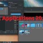 KDE Applications 20.04.1 lançado com várias correções de bugs