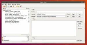 Kid3 3.8.3 lançado com novos atalhos de teclado para navegar
