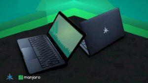 Manjaro agora está disponível pré-instalado em laptops Star Labs