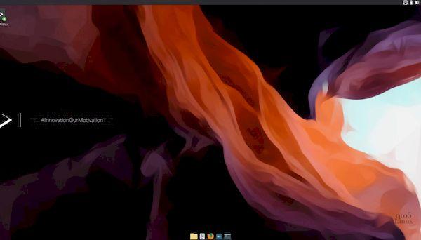 Nitrux 1.2.9 lançado com o KDE Plasma 5.18.5 e kernel 5.6