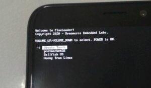 Pineloader permite inicializar vários sistemas operacionais no PinePhone