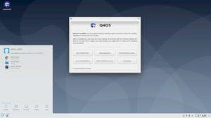 Q4OS 3.11 lançado com várias atualizações de pacotes