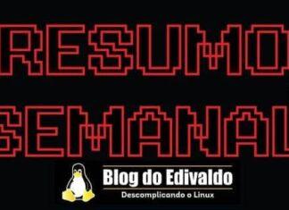 resumo semanal de 18 05 2020 a 24 05 2020 atualize se 324x235 - Notícias, dicas, tutoriais e informações sobre Linux