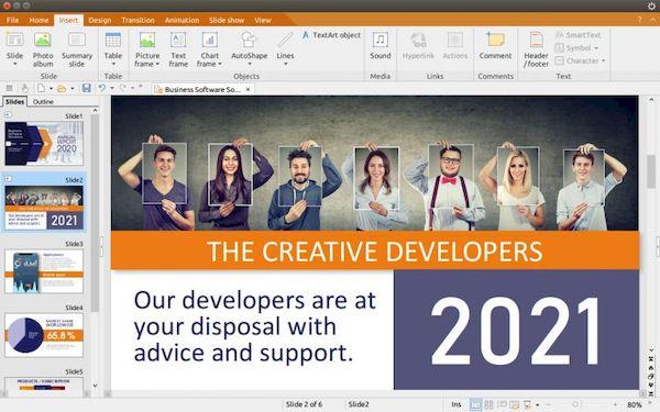 SoftMaker Office 2021 Beta lançado e está disponível gratuitamente