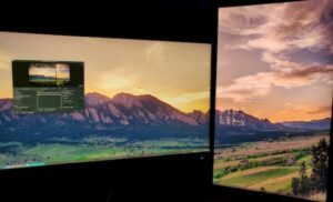 Superpaper é um gerenciador de papel de parede para vários monitores