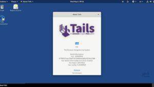 Tails 4.6 lançado com suporte para chaves de segurança USB U2F