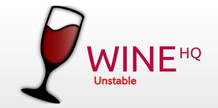 WINE 5.8 lançado com notificações para dispositivos Plug & Play e mais