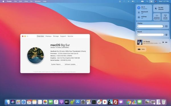 B00merang está preparando um tema Apple macOSBig Sur para Linux