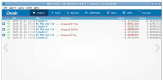 Como instalar o Dash Electrum no Linux via Flatpak