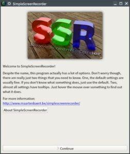 Como instalar o gravador de tela SimpleScreenRecorder no Linux via Snap