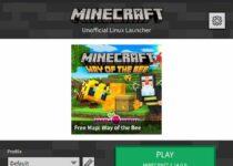 Como instalar o Minecraft Bedrock Launcher no Linux via Flatpak