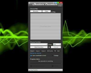 Como instalar o transcodificador de mídia Shutter Encoder no Linux