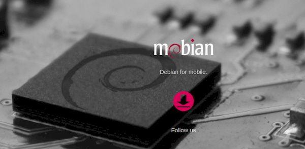 Conheça o Mobian, a adaptação do Debian para dispositivos móveis