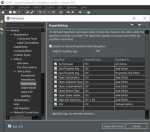 Eclipse 4.16 lançado com um tema escuro, correções e novos recursos