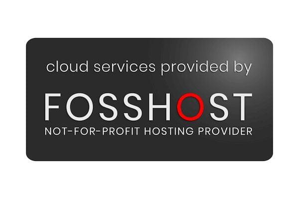 Fosshost, um provedor de hospedagem gratuito para projetos FOSS