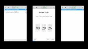 Go For It 1.8.0 lançado com um modo de timer Pomodoro e mais