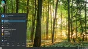 Greenie Linux 20.04 lançado com KDE Plasma 5.18 e Kernel 5.4