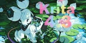Krita 4.3 lançado com várias correções de bugs e novos recursos