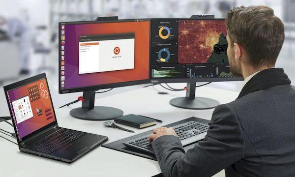 Lenovo certificou seus computadores ThinkPad e ThinkStation para Linux