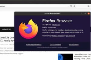 Mozilla Firefox 77 com melhorias de acessibilidade e mais