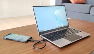 NexDock Touch transforma Android ou Raspberry Pi em um laptop touch
