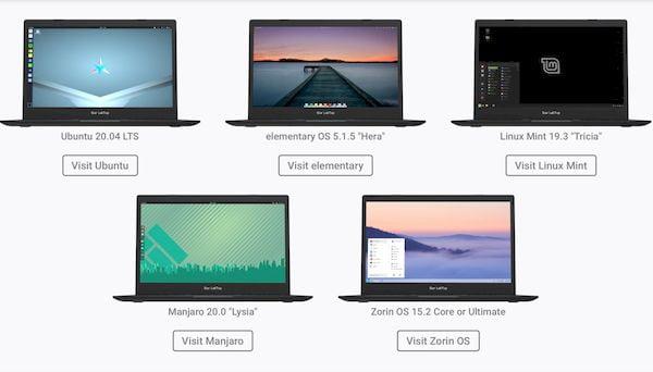 Star Labs agora oferece elementary OS como opção para seus laptops