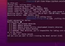 Rolling Rhino permite Transformar o Ubuntu em um Rolling Release