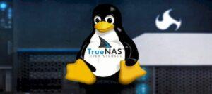 TrueNAS SCALE, um FreeNas que usa Linux e é baseado no Debian 11