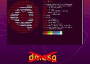 Ubuntu 20.10 irá restringir o acesso ao dmesg a usuários sem privilégios