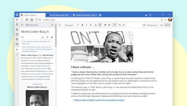 Vivaldi 3.1 lançado com menus configuráveis e inicialização mais rápida