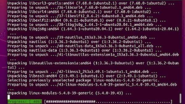 Canonical lançou atualizações para corrigir falhas do kernel e NVIDIA