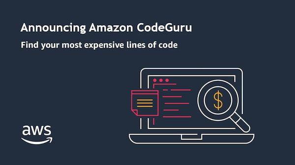 Amazon lançou CodeGuru, uma IA que ajuda a otimizar aplicativos
