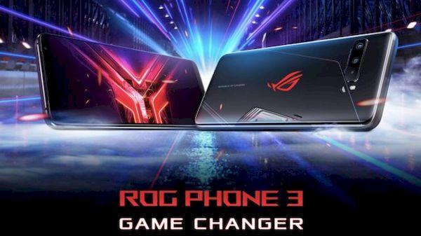 Asus lançou o ROG Phone 3 com tela de 144Hz e até 16GB de RAM