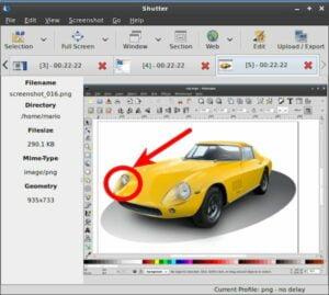 Como instalar o capturador de telas Shutter no Linux via Snap