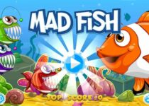 Como instalar o divertido jogo Mad Fish no Linux via Snap