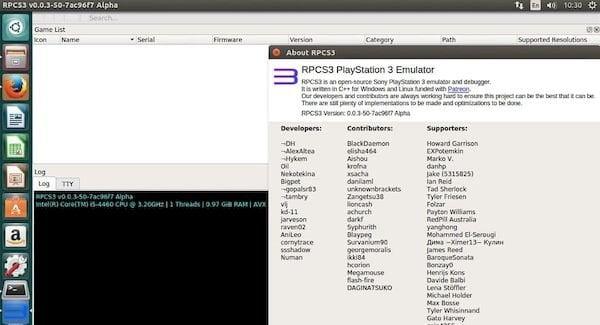 Como instalar o emulador de PS3 RPCS3 no Linux via Flatpak