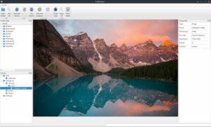 Como instalar o gerenciador de fotos FolkFinder no Linux via Snap