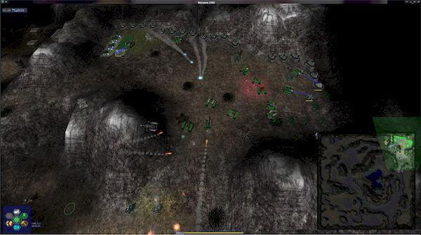 Como instalar o jogo de estratégia Warzone 2100 no Linux via Flatpak