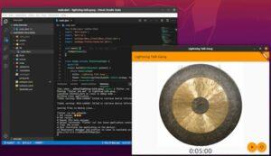 Como instalar o mobile app SDK Flutter no Linux via Snap