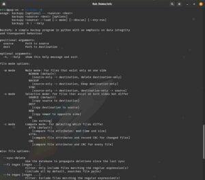 Como instalar o programa de backup BackuPy no Linux via Snap